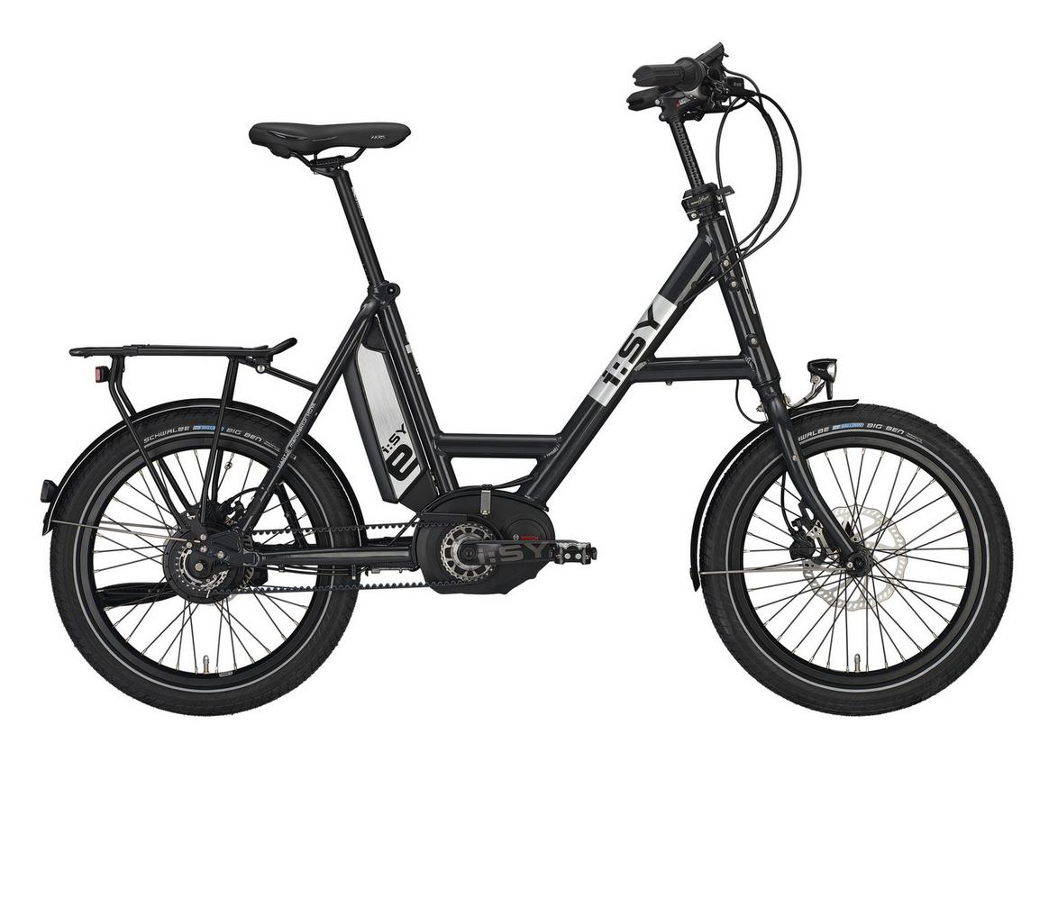 isy drive n 3 8 zr e bike wet asphalt schwarz. Black Bedroom Furniture Sets. Home Design Ideas