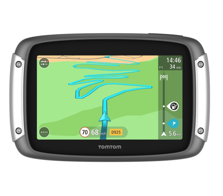 tomtom rider 40 motorrad navi zentraleuropa neu navigation. Black Bedroom Furniture Sets. Home Design Ideas