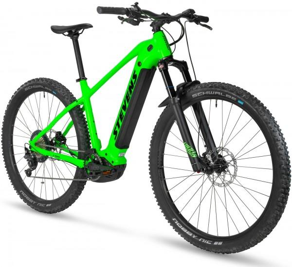Stevens E-Juke MTB E-Bike 2020, Venom Grün